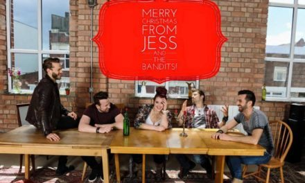 Jess and The Bandits Announce 2016 UK Tour & Release Christmas Video