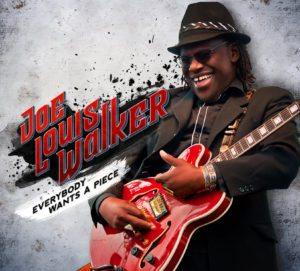 Joe Louis Walker Album Cover