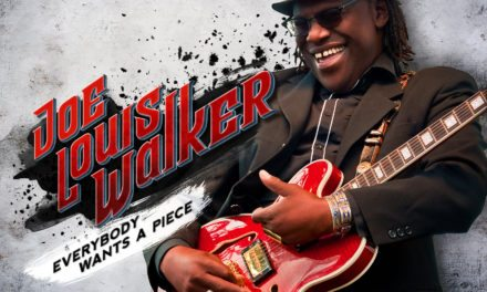 Joe Louis Walker Announces 2016 UK Tour