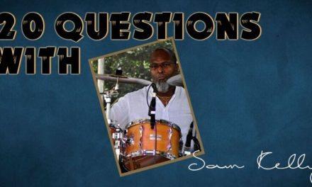 Sam Kelly – 20 Questions