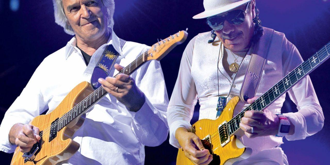 Santana & McLaughlin 'Invitation To Illumination' Live at Montreux 2011