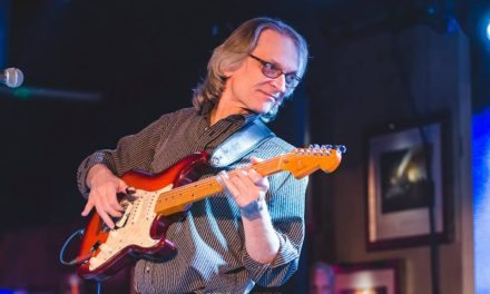 Sonny Landreth, October 2015, Under The Bridge, London, United Kingdom