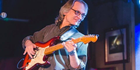 Sonny Landreth at Under Bridge 2