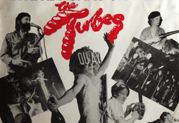 The Tubes featuring Fee Waybill Announce UK Shows for October 2016