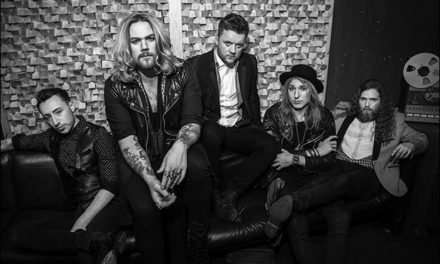 Inglorious Announces Debut Album and UK/European 2016 Tour Dates
