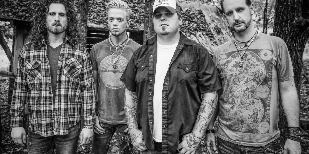 Black Stone Cherry Release Video for 'In Our Dreams'