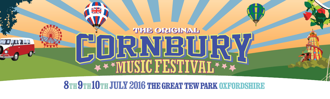 Cornbury Music Festival 2016 Announces Lineup Additions