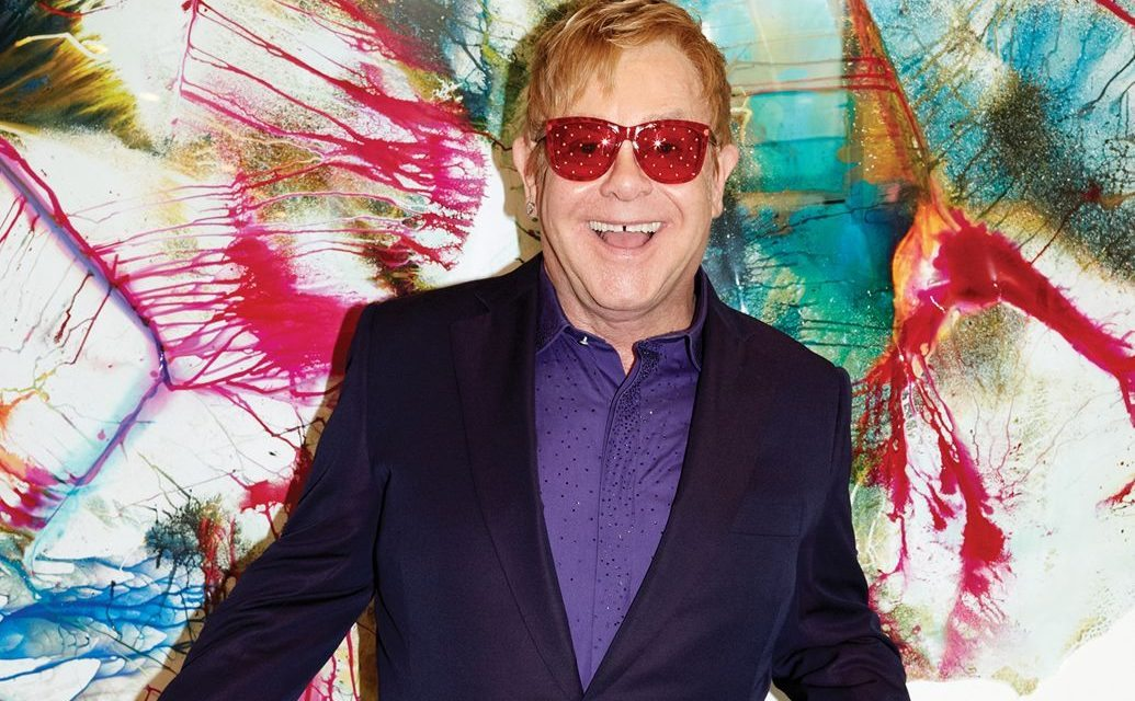 Elton John – Wonderful Crazy Night