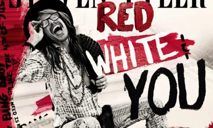Steven Tyler – 'Red, White and You' (Single)