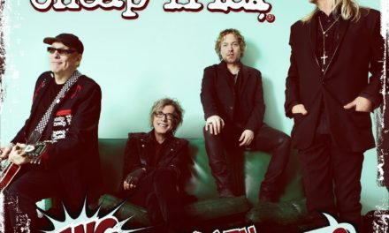 Cheap Trick – Bang Zoom Crazy… Hello!
