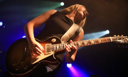 Joanne Shaw Taylor Announces January 2017 UK Tour
