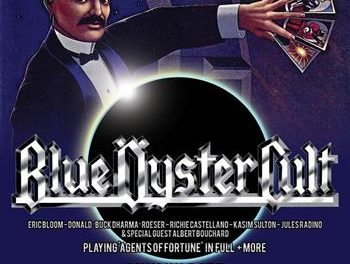 Blue Oyster Cult Announce 40th Anniversary 'Agents of Fortune' Show'