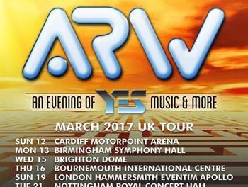 YES Members Reform as ARW and Announce March 2017 UK Tour