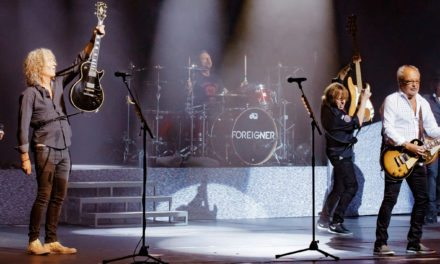 Foreigner with Special Guest Deborah Bonham, June 2016, Palladium Theatre, London, United Kingdom