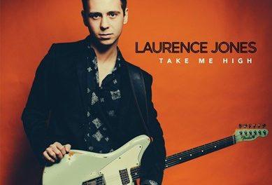 Laurence Jones Announces New Album & November 2016 UK Tour
