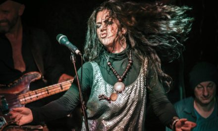 Sari Schorr & The Engine Room Announces Debut Album and 2016 Tour
