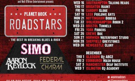 Planet Rock 'Roadstars' Announce Winter 2016 UK Tour