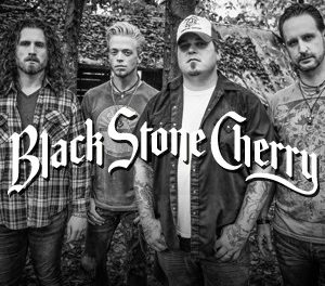 'An Evening With Black Stone Cherry' 2016 UK Tour Announced