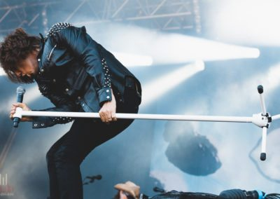 Europe rock Ramblin' Man Fair 2016 from the main stage.