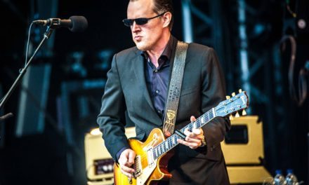 Joe Bonamassa: A Salute To The Great British Blues Explosion, Greenwich Music Time, Greenwich, London, United Kingdom