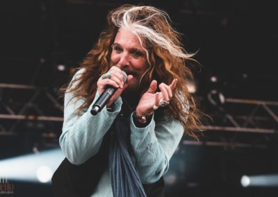 The Dead Daisies Play Ramblin' Man Fair in Kent.