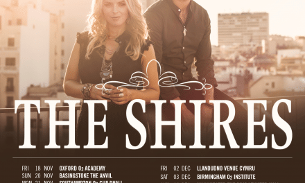 The Shires Announce New Album and Winter 2016 UK Tour