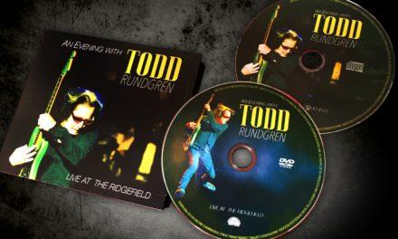 Todd Rundgren – An Evening With Todd Rundgren