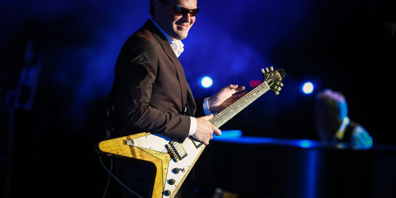 Joe Bonamassa Announces 'Live At The Greek Theatre' Release