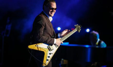 Joe Bonamassa Announces 'Live At The Greek Theatre' Release