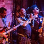 Fatback Band with special guest Natasha Watts, September 2016, GLive, Guildford, Surrey, United Kingdom