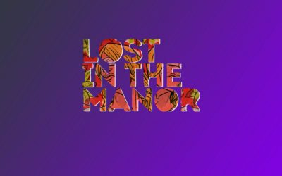 Chris Sharpe at Lost In The Manor On Blogtober
