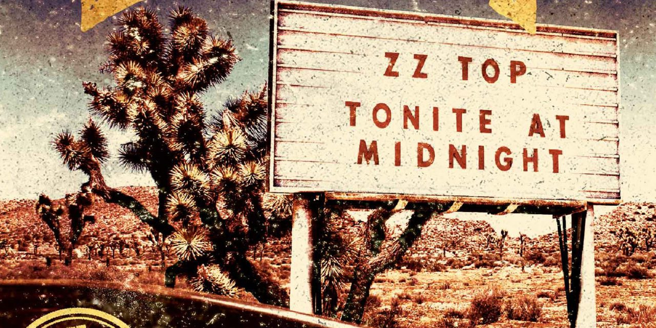ZZ Top – Live Around The World