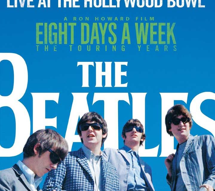 The Beatles – Live At Hollywood Bowl