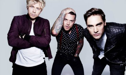 Busted Announce 2017 'Night Driver' UK & Ireland Tour