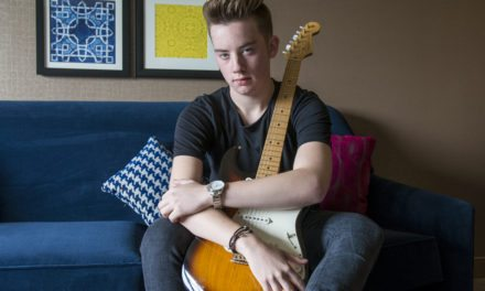Quinn Sullivan Announces Record Deal With Mascot Label Group
