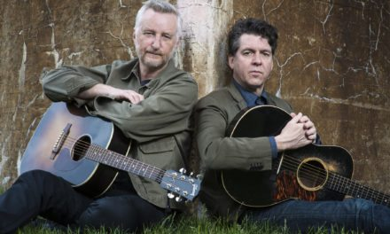 Billy Bragg & Joe Henry: Shine A Light, November 2016, G Live, Guildford, Surrey, United Kingdom