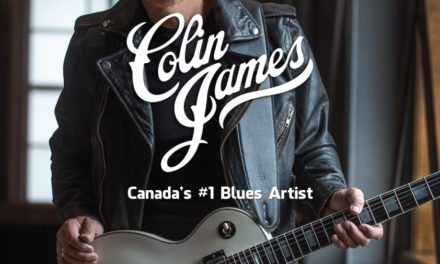 Colin James Announces Headline London Show for November 2016