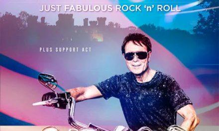 Sir Cliff Richard Announces Just Fabulous Rock'n' Roll' UK 2017 Tour