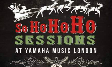 K-Syran Headlines Yamaha Music London's SO-HO-HO Sessions