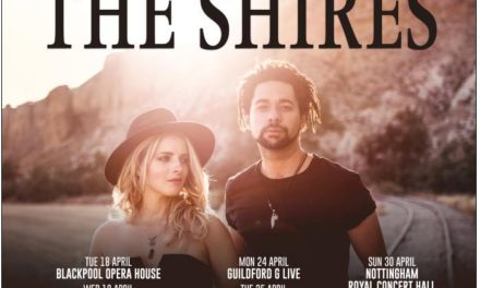The Shires Announce 2017 UK Tour