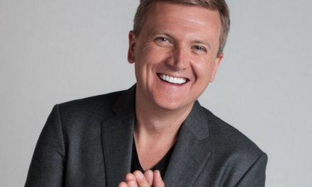 Aled Jones Announces May 2017 UK Tour