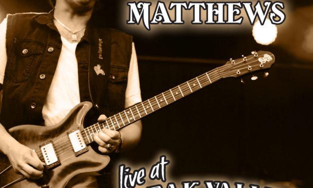 Krissy Matthews – Live At Freak Valley