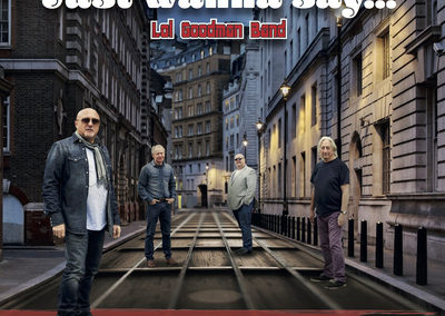 Lol Goodman Band Album Cover