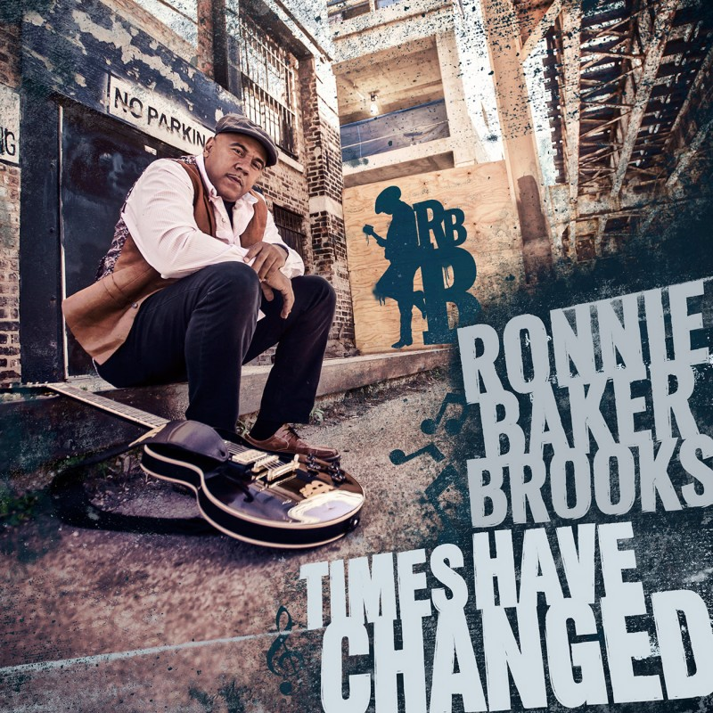 Ronnie Baker Brooks