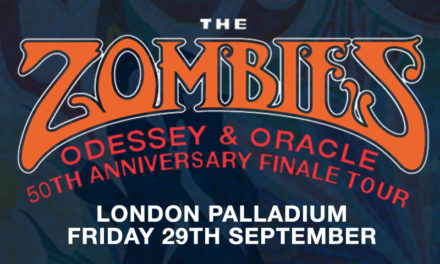 The Zombies Announce 50th Anniversary 'Odessey & Oracle' London Show.