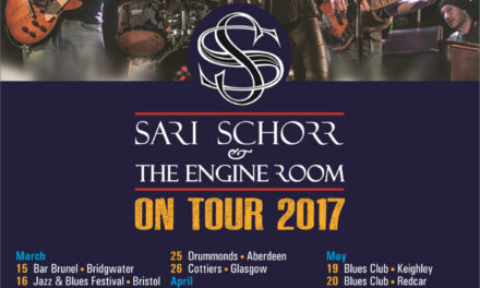 Sari Schorr – Back On Our Shores