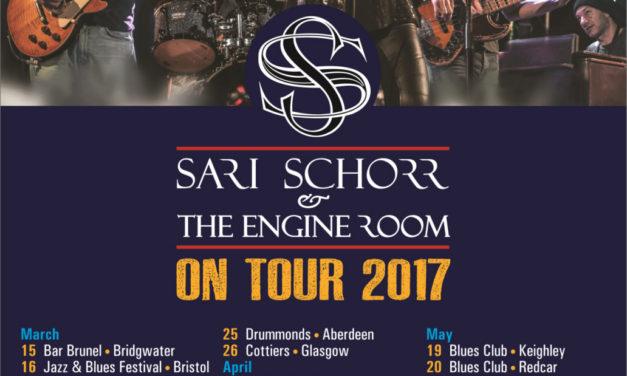 Sari Schorr – Back On Our Shores