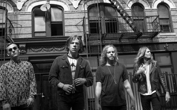Cage The Elephant Announce June 2017 UK Shows