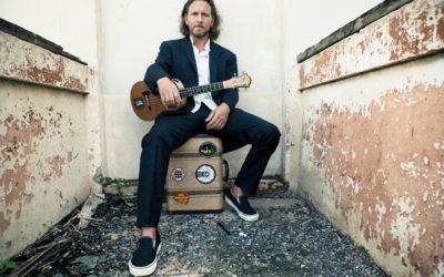 Eddie Vedder Announces June 2017 UK & Ireland Tour