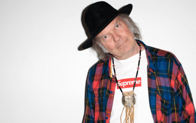 Neil Young Releases New Animated Video